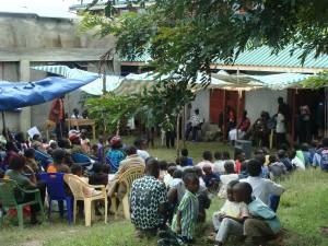 World AIDS Day at the EK, December 1, 2011