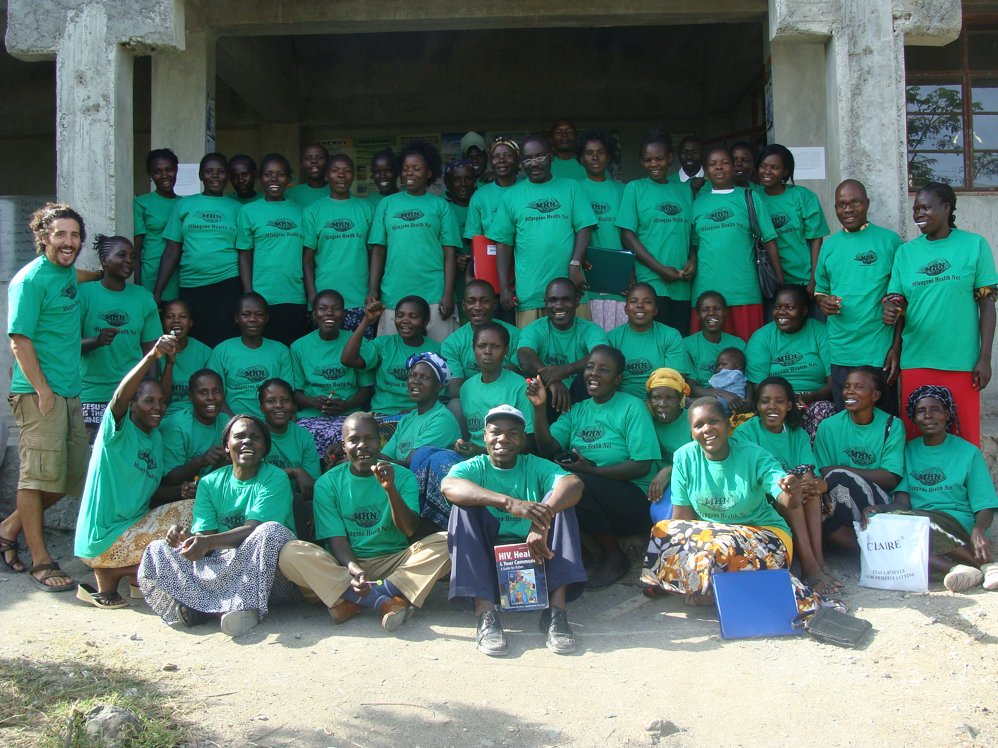 28 Local Community Health Workers Graduate from the MHN Kanyakla Facilitator Training, Feb 2012