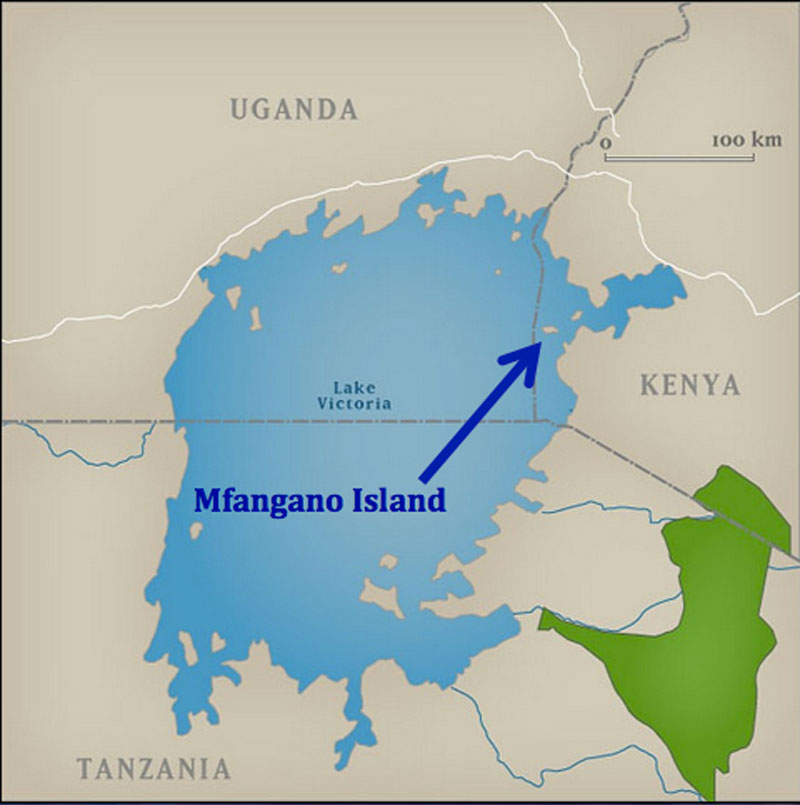 Lake Victoria On Map Of Africa.Organic Health Response